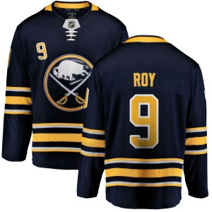 Derek Roy Buffalo Sabres Men's Fanatics Branded Blue Home Breakaway Jersey