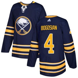 Zach Bogosian Buffalo Sabres Youth Adidas Authentic Navy Home Jersey