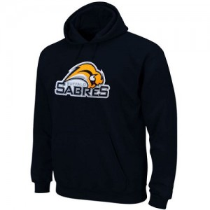 Buffalo Sabres Men's Navy Blue Icing Big & Tall Icing Pullover Hoodie