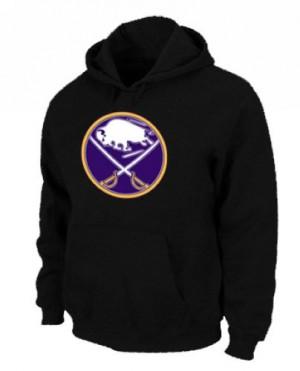 Buffalo Sabres Men's Black Pullover Hoodie
