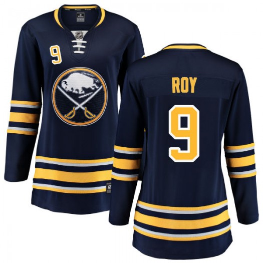 Derek Roy Buffalo Sabres Women's Fanatics Branded Blue Home Breakaway Jersey
