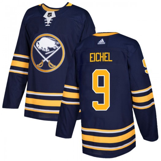 Jack Eichel Buffalo Sabres Men's Adidas Authentic Navy Home Jersey