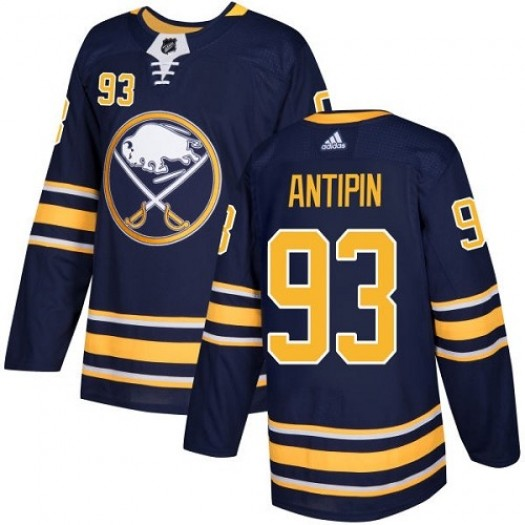 Victor Antipin Buffalo Sabres Youth Adidas Authentic Navy Blue Home Jersey